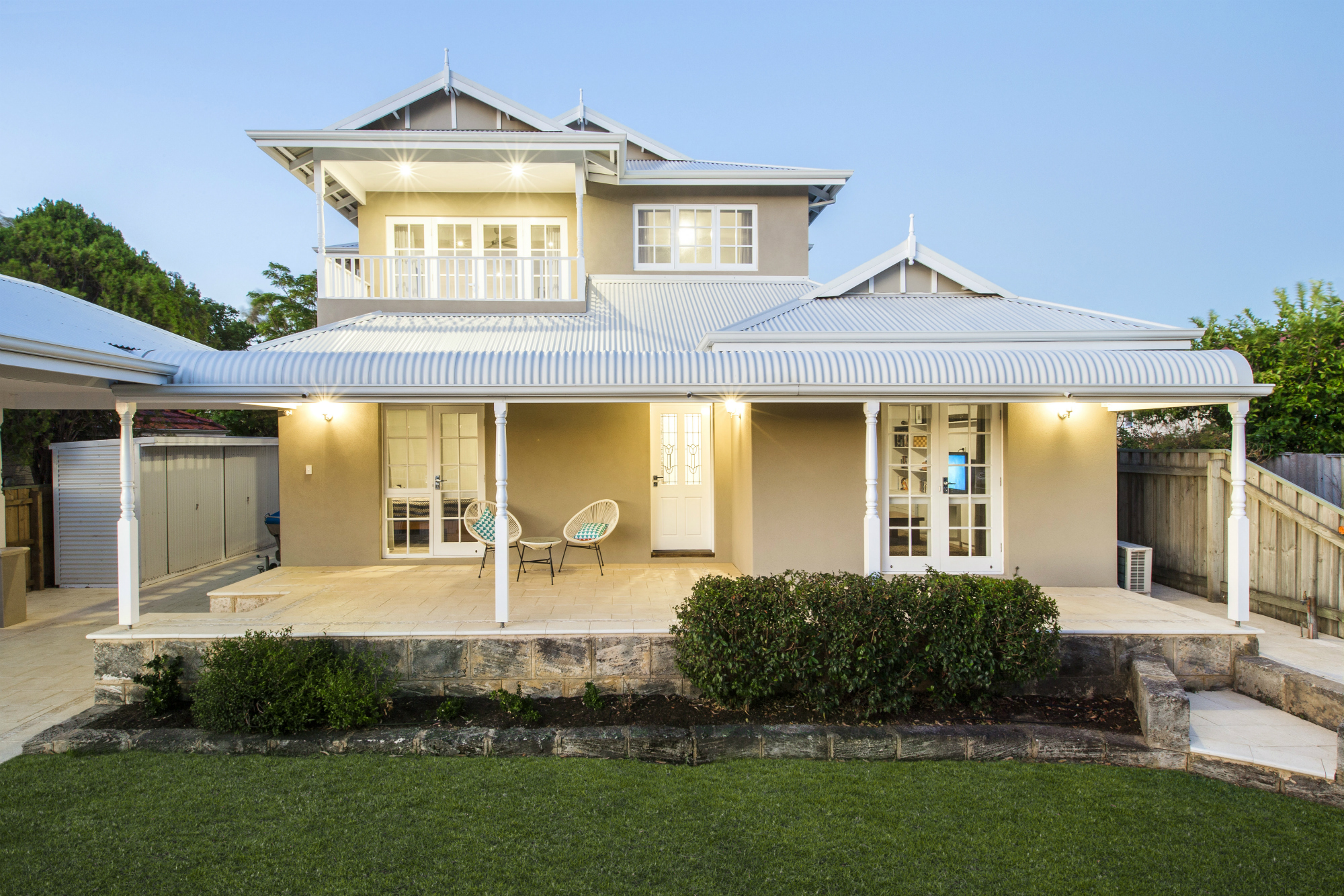 Do It Yourself Home Design: Bicton Modular Two Storey Additions