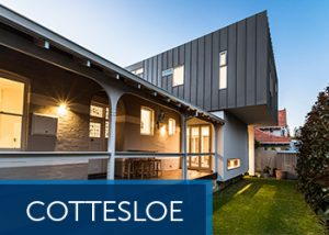 cottesloe modular second storey addition