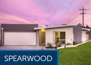 spearwood framed new custom home