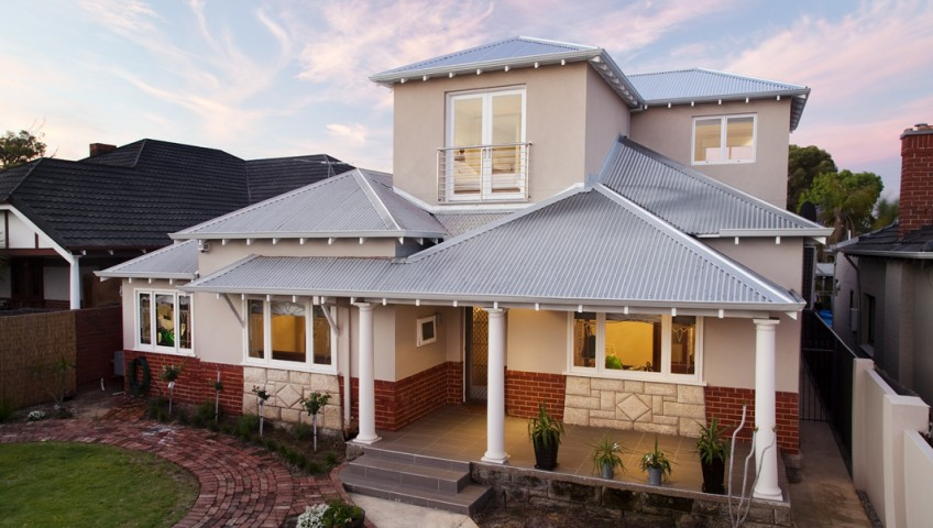 2nd storey home additions perth