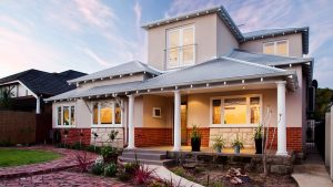 two storey extensions perth
