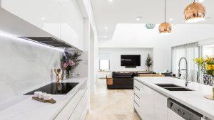designer kitchen renovations perth