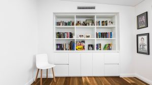 home renovations perth office