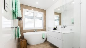 designer bathroom renovation perth