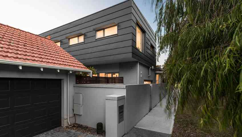 2nd storey additions perth
