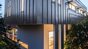 Second storey additions Cottesloe