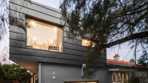 Second storey addition Perth