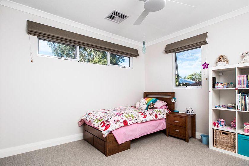 Mt hawthorn modular second storey addition nexus for Modular bedroom addition