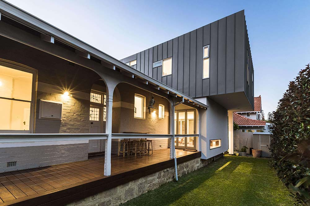 Modular home extensions perth nexus home improvements for Prefab house additions