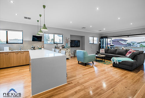 upside down living home renovation perth