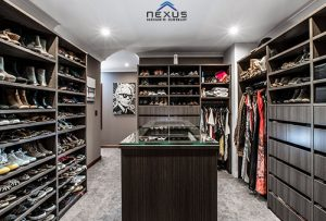 luxury walk in robe renovation perth