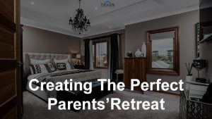 Creating the perfect parents' retreat - perth renovations