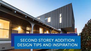 second storey addition design tips