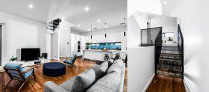 second storey addition internal renovation cottesloe