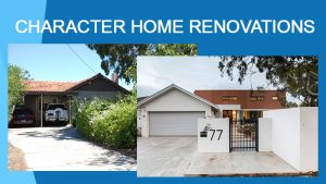 Character Home Renovations