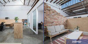 Interior Office Renovation Perth