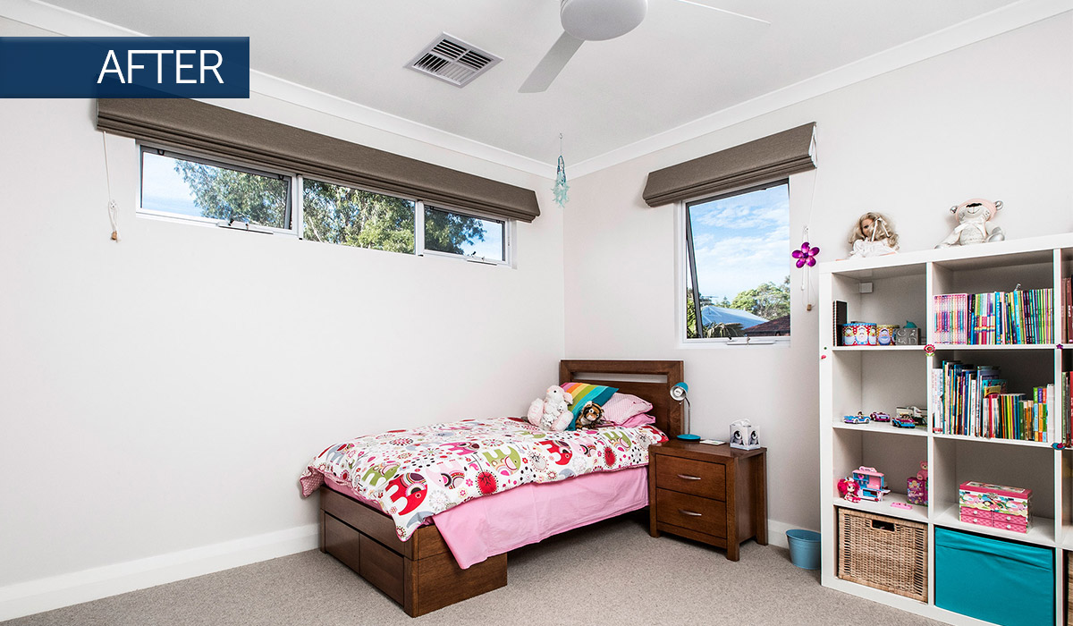mount hawthorn modular second storey addition bedroom renovation