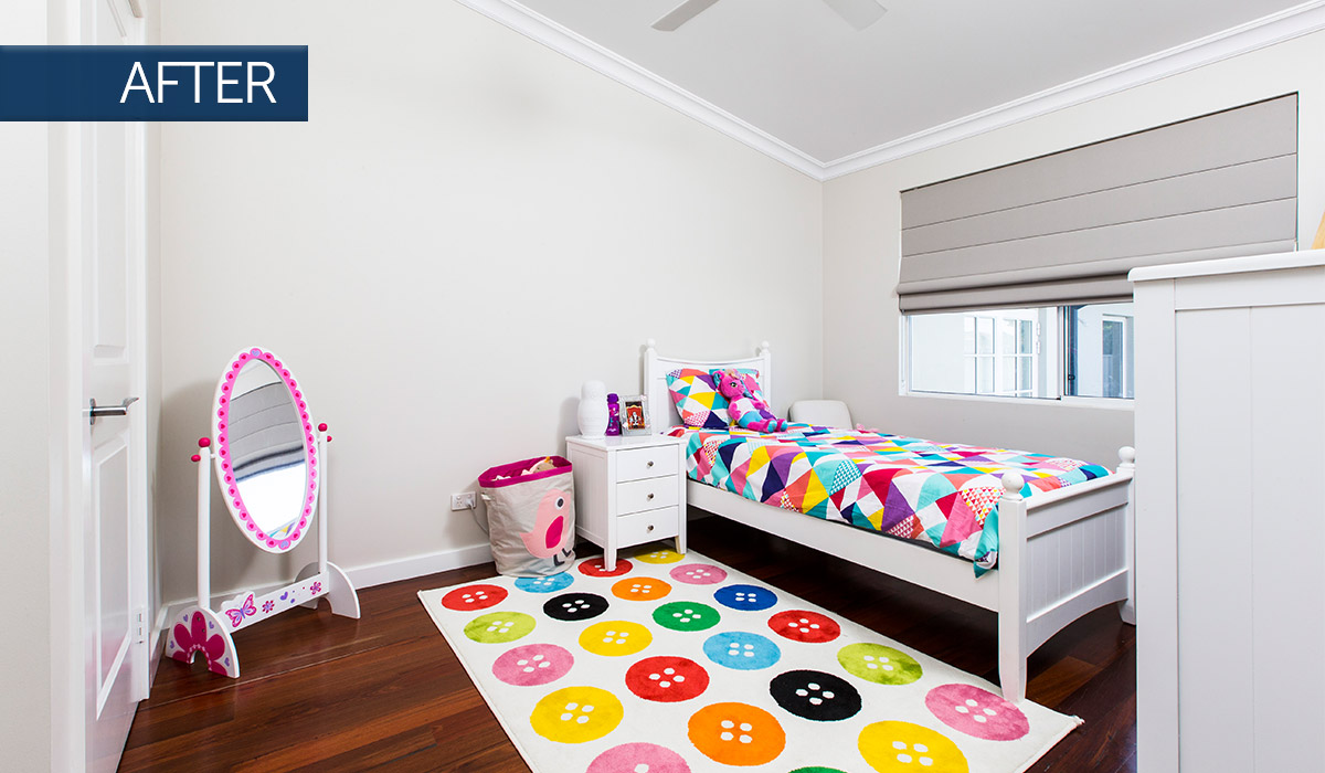 bayswater home renovation kids bedroom after