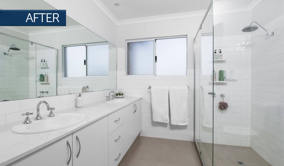 mt hawthorn modular second storey addition bathroom after