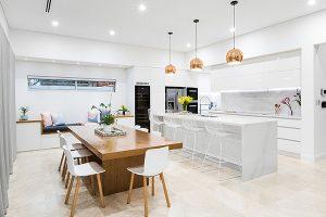 kitchen renovations that are ergonomic
