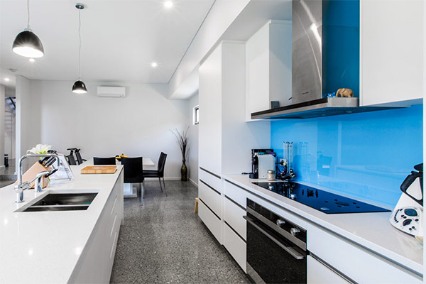 kitchen renovation ergonomic layouts