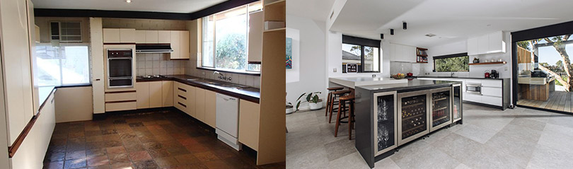 nexus kitchen home renovation