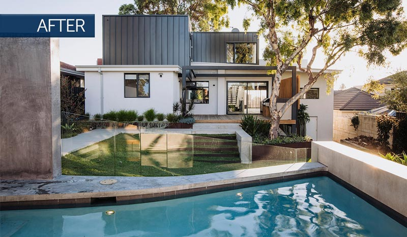 home renovation perth city beach after