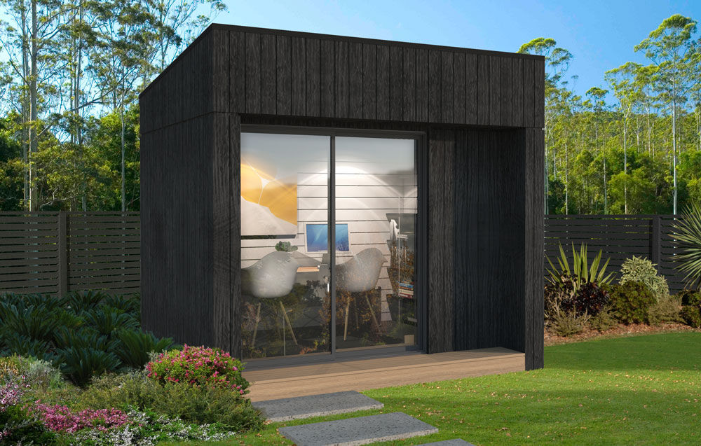 Nexus Office Pod design for home renovations in Perth
