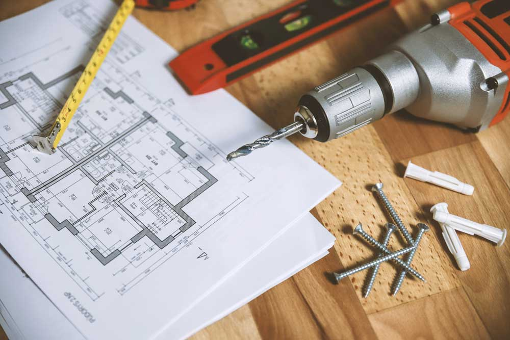 Floor plans and home renovations in Perth