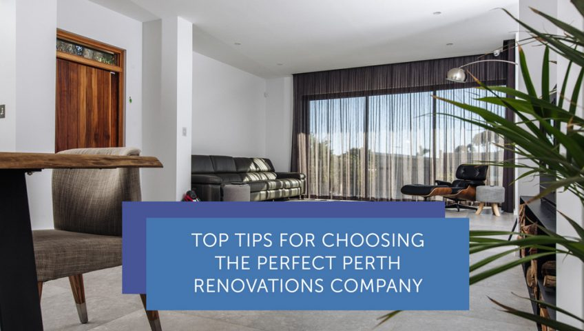 Perth Home Renovations - Nexus Homes Group