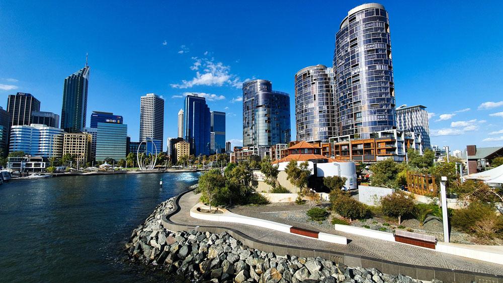 Perth property market