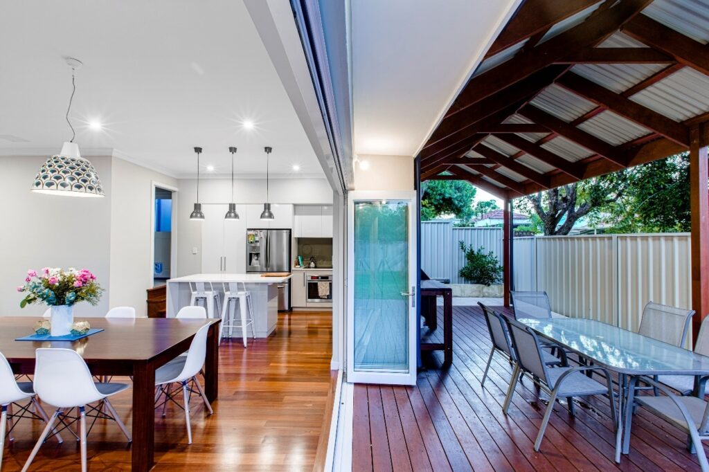 A ground level renovation Perth