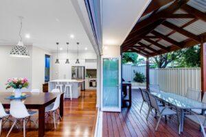 A ground level renovation Perth