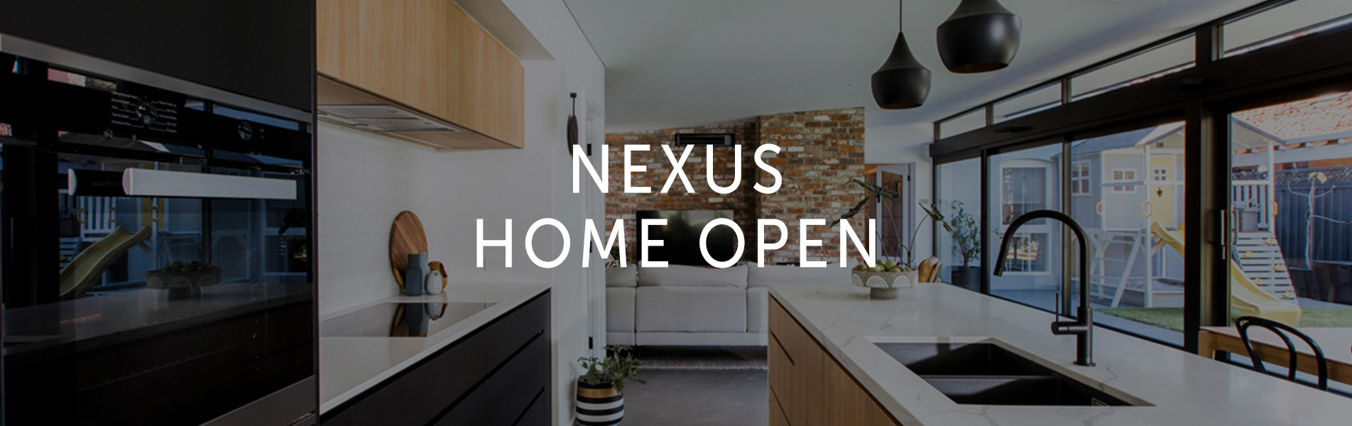 Nexus Home Open - Ground Floor Addition