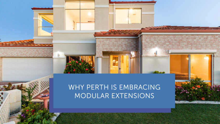 Perth prefabricated modular homes