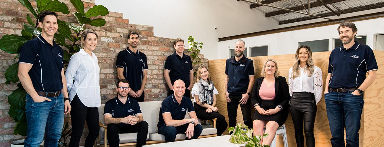 Meet The Nexus Homes Group Team